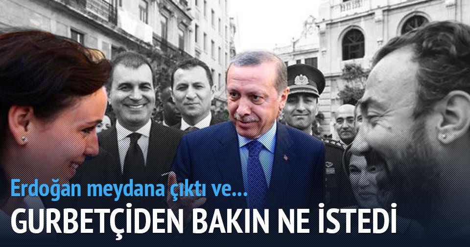 Cumhurbaşkanı Erdoğan 3 çocuk mesajını yineledi
