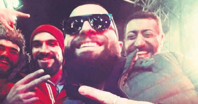 Hakan Altun ile Berkay Uludağ'da mahsur kaldı