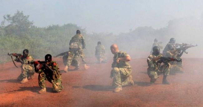Çad'da hedef Boko Haram'ı bitirmek