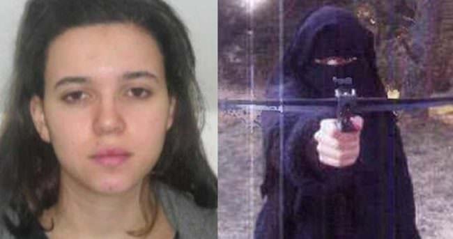 IŞİD Boumeddiene röportajı yayınladı