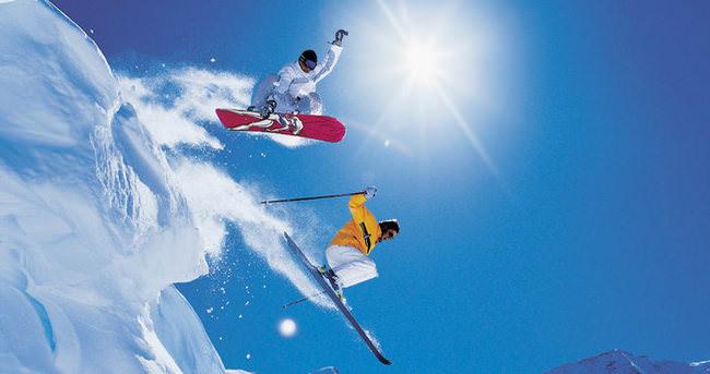 Erciyes, snowboard sevenleri ağırlayacak