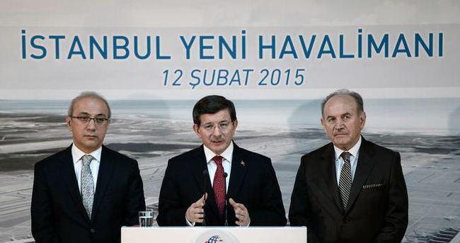 Davutoğlu'ndan 120 bin kişiye iş müjdesi