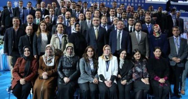 AK Parti İstanbul İl Yönetimi'nde görev dağılımı