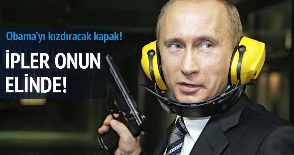 Batı'yla savaşta ipler Putin'in elinde