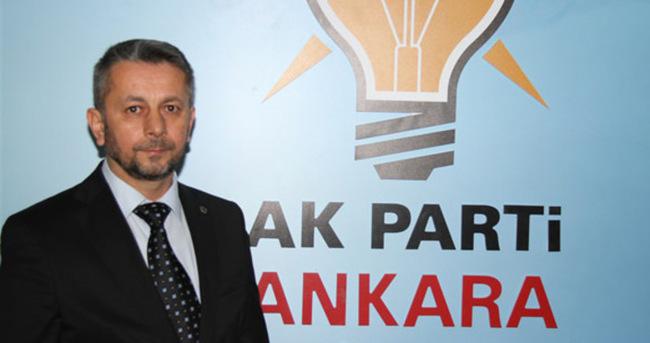 Selim Cerrah AK Parti'den aday oldu