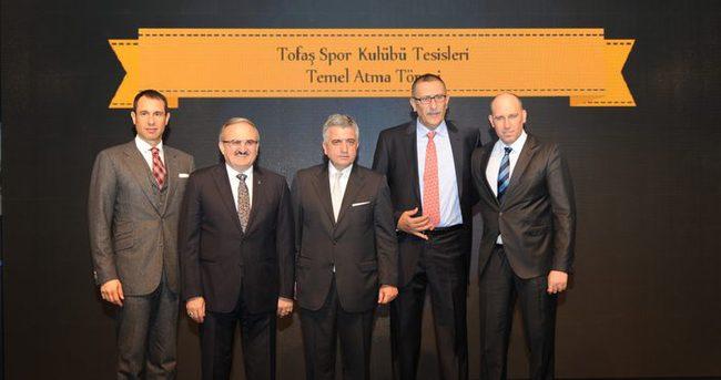 Tofaş Spor Kulübü Bursa'ya yatırım yapmayı sürdürüyor