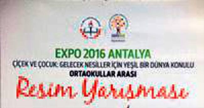 EXPO 2016 için M.E.B yarışması
