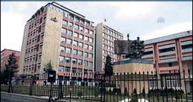 Bakanlığın yeni binasına belediye onayı