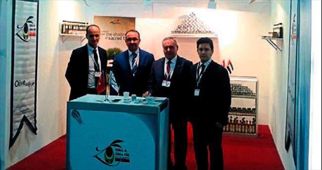 Türk zeytinyağı Dubai'de tanıtıldı