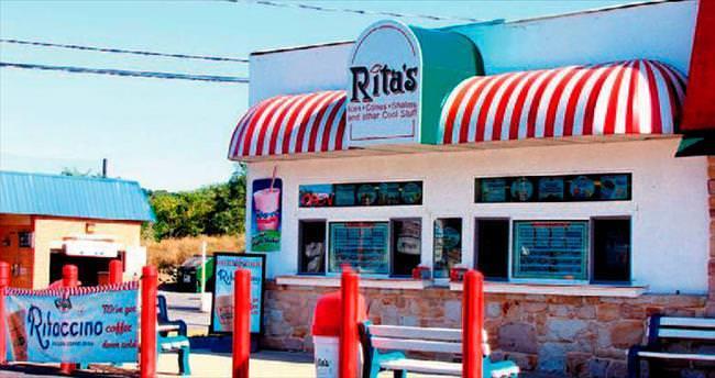 ABD'li dondurmacı Rita's AB'ye Türkiye'den giriyor