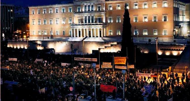 Yunan hükümeti ile Eurogroup anlaşamadı