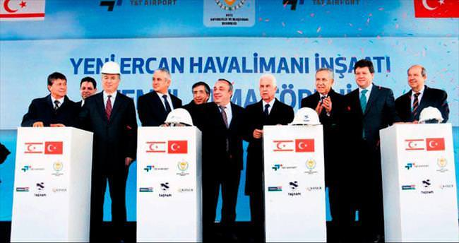 Taş Yapı Ercan'da uçuşa geçecek