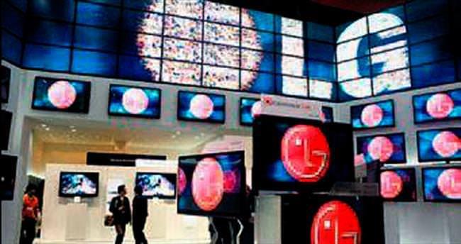 LG'nin net kârı yüzde 125 arttı