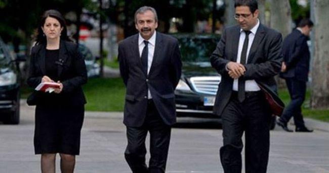 HDP heyeti Kandil'e gitti!