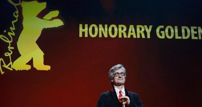 65. Uluslararası Berlin Film Festivali'nden Wim Wenders'e ödül