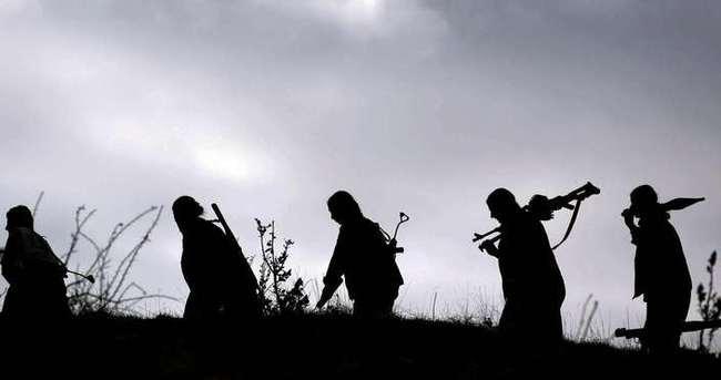 PKK'dan kaçıp teslim oldular