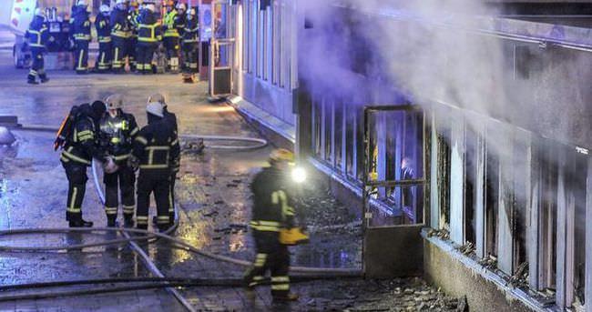 Almanya'da ırkçı saldırılar!