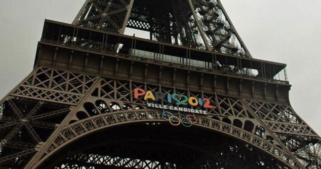 Paris Olimpiyat istiyor