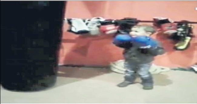 Yaman boksör!