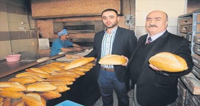 Ruhsatsız ekmek satışına dikkat çekti