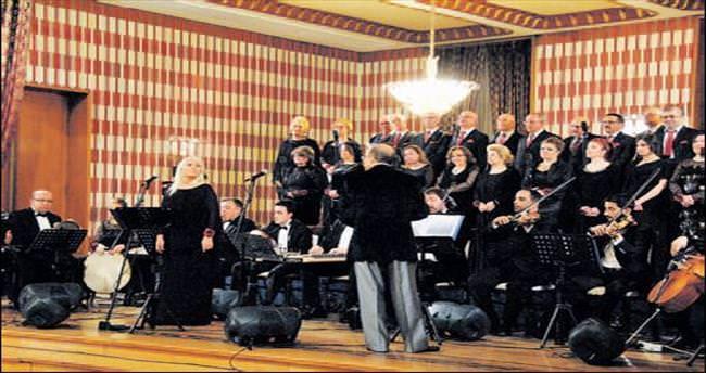 Parlamenterler Korosu'ndan konser