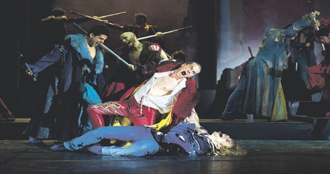 Shakespeare izlese bu 'Romeo&JulIet'e bayılırdı!