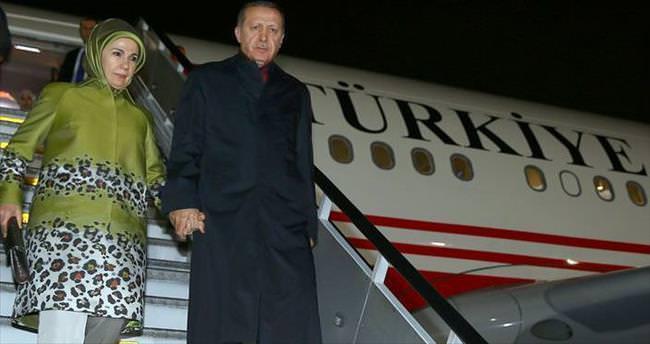 Erdoğan'ın erken dönmesinin nedeni belli oldu