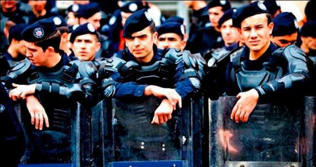 İzmir'de huzur operasyonları