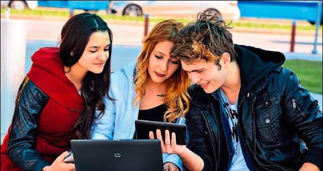 İzmir meydanlarına kablosuz internet