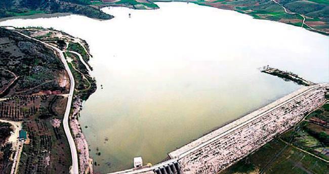 Barajlar doldu taştı