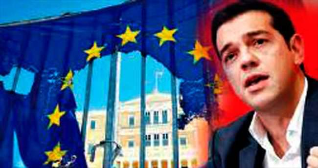 Yunanistan'ın çıkış faturası Almanya'ya