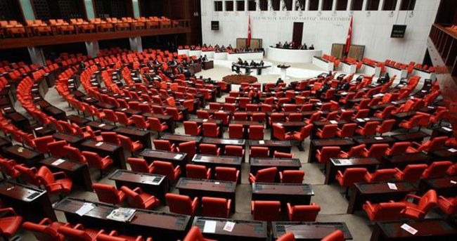 Meclis İç Güvenlik Paketi için aralıksız çalışacak