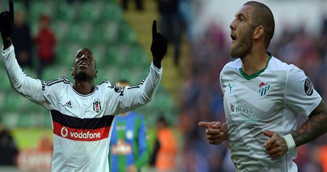 Beşiktaş Bursaspor maçı öncesi büyük şok!