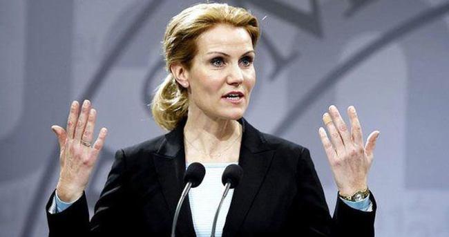 Danimarka Başbakanı Thorning-Schmidt'den kritik açıklama