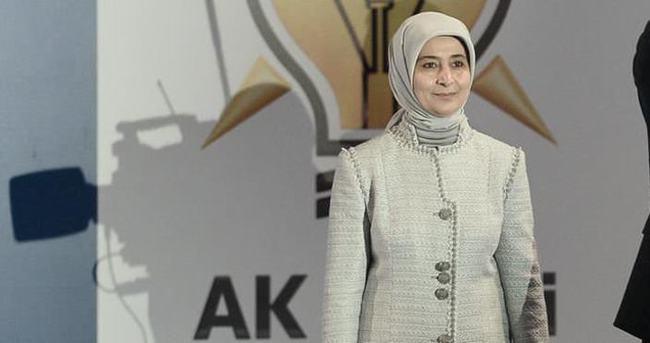 Sare Davutoğlu'ndan Özgecan Aslan açıklaması