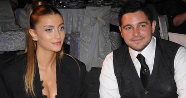 Özge Ulusoy ile Hacı Sabancı çifti Dubai'de aşk tazeliyor