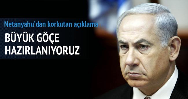 Netanyahu'dan Avrupalı Yahudilere 'dönün' çağrısı