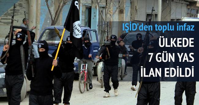 IŞİD 21 Mısırlı'yı infaz etti!