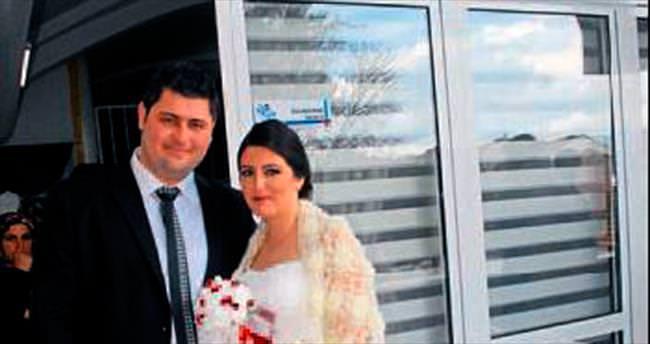 14 Şubat'ta nikah rekoru kırıldı