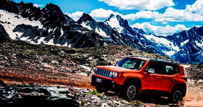Jeep Türkiye'de % 102 büyüdü