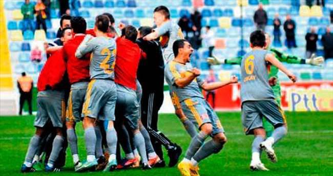 Zafer Kayseri'nin