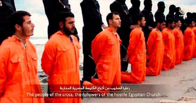 IŞİD kaçırdığı 21 Mısırlıyı öldürdü
