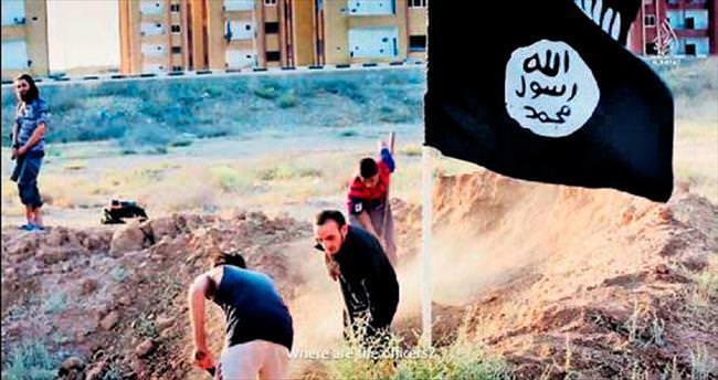 Antika kaçakçılığı IŞİD'e gelir oldu