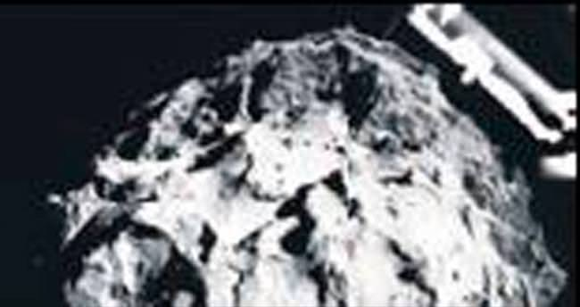 Rosetta, ilk kez bu kadar yaklaştı