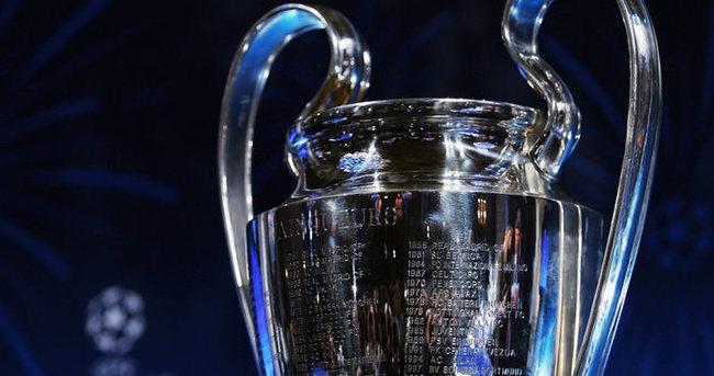 UEFA Şampiyonlar Ligi 2. tur maçları başlıyor