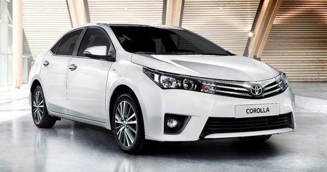Yerli Toyota Corolla rekor kıracak
