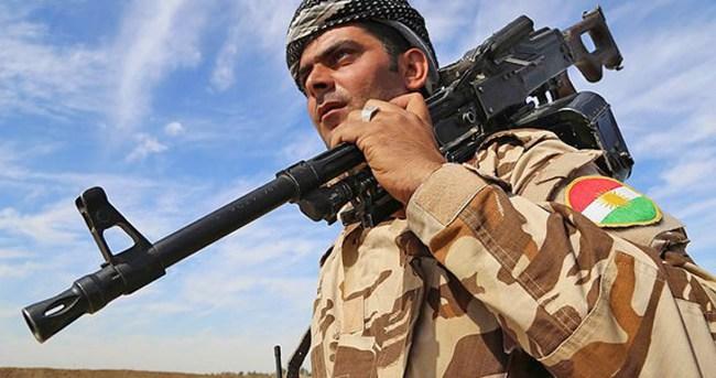Kürt güçleri Rakka'da