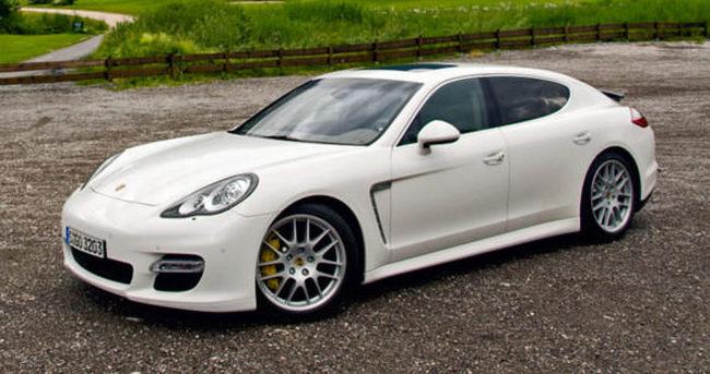 Porsche araçlarını geri çağırdı