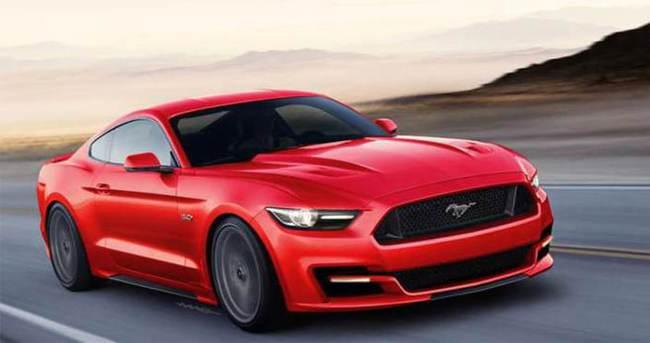 Yeni Mustang gelmeden yok sattı