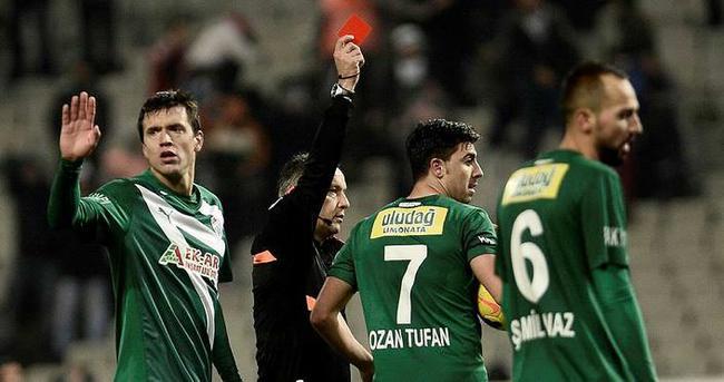 Bursaspor'dan 3 Temmuz göndermeli açıklama